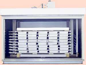 Contact Freezer In Ammonia