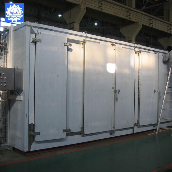 Semi Contact Freezer (Semi-ABF)