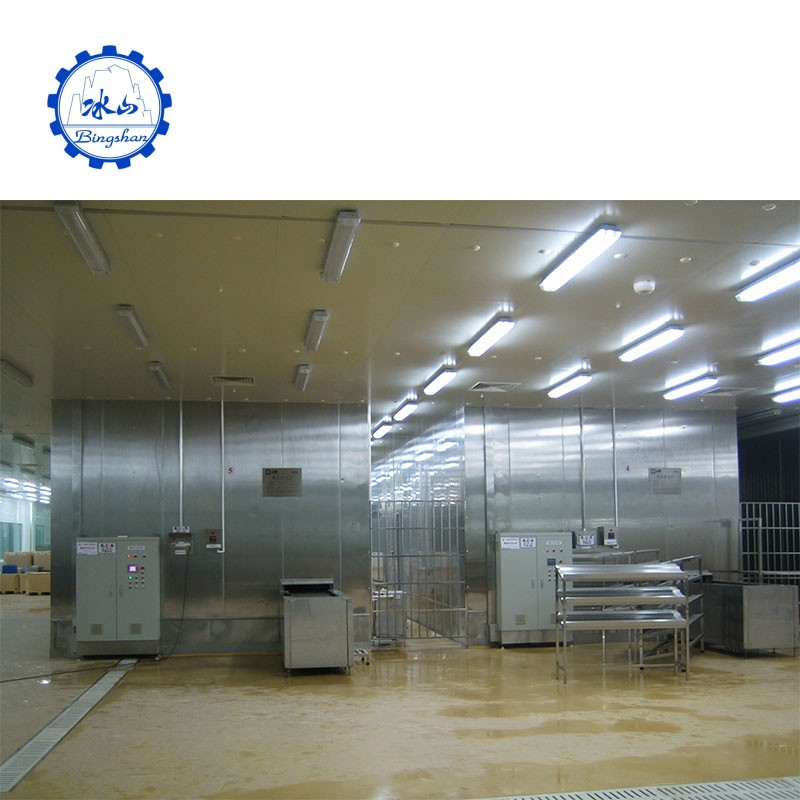 Spiral Freezer For Ice Cream Manufacturers, Spiral Freezer For Ice Cream Factory, Supply Spiral Freezer For Ice Cream