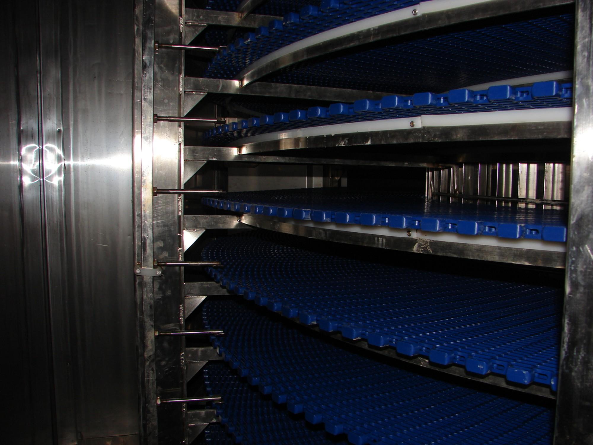500kg/h -1500kg/h Spiral Freezer Manufacturers, 500kg/h -1500kg/h Spiral Freezer Factory, Supply 500kg/h -1500kg/h Spiral Freezer