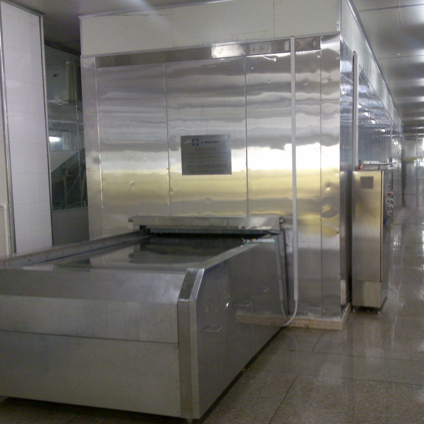 Flat Plate Tunnel Freezer For Fish Fillet