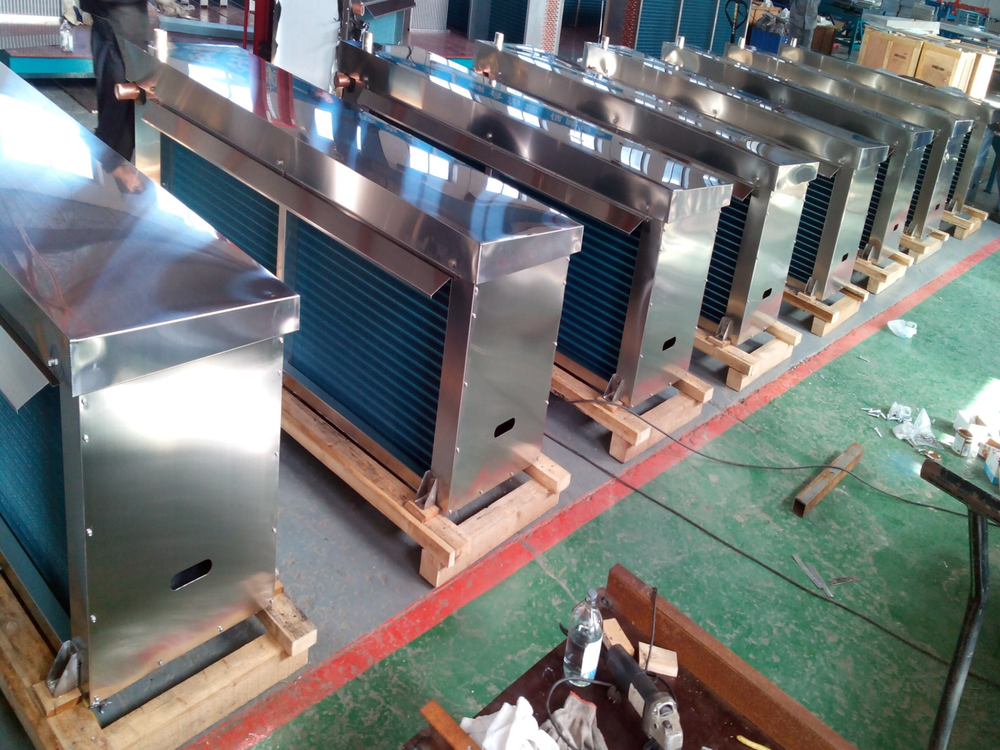 Cold Storage Air Cooler (for Logistics) Manufacturers, Cold Storage Air Cooler (for Logistics) Factory, Supply Cold Storage Air Cooler (for Logistics)