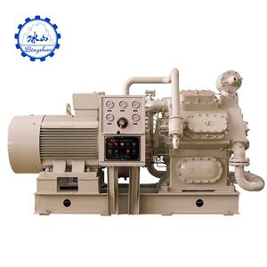 MARINE SCREW COMPRESSOR UNIT