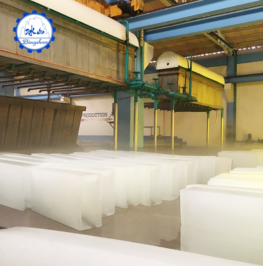 150 Tons Block Ice Factory