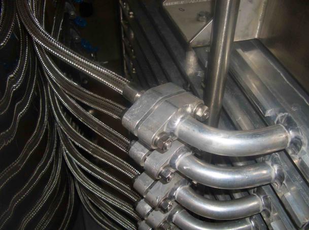 ammonia contact freezer manufacturer