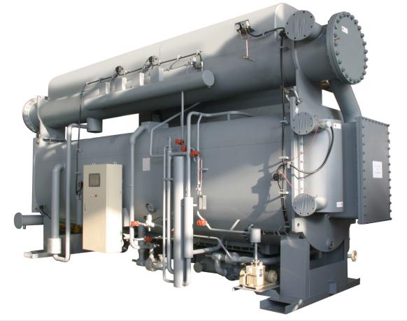 gázabszorpciós hűtő