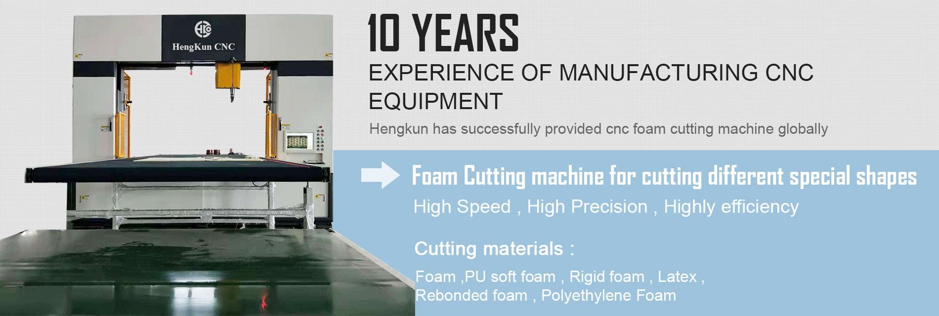 CNC Fast Wire Foam Cutting Machine