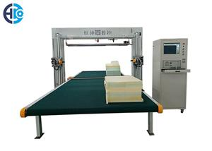 CNC Vertical Oscillating Blade Cutting Machine