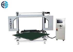 CNC Horizontal Revolving Blade Cutting Machine
