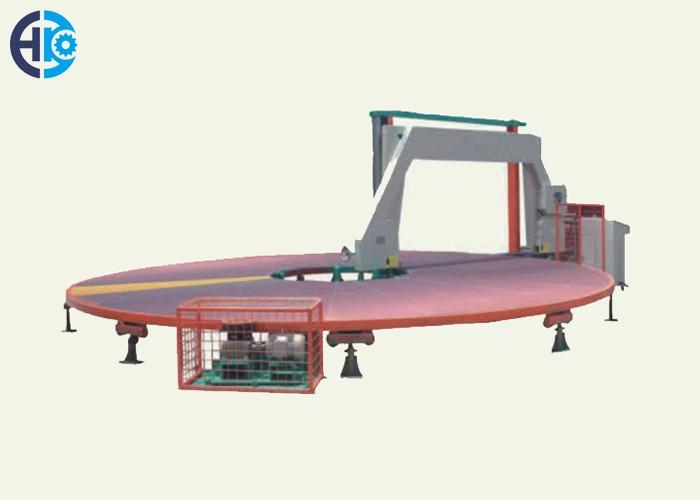 Carrousel Splitting Cutting Machine