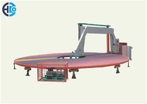 Автомат для резки карусели