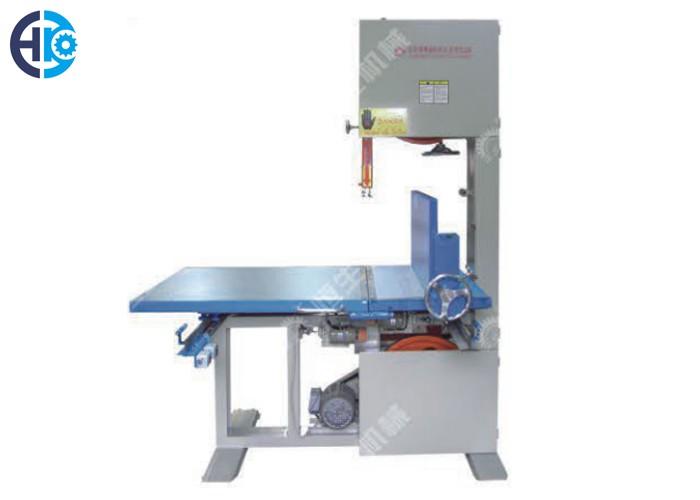 Vertical Foam Cutting Machine 2 Wheels