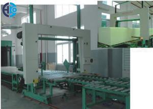 Vertical Foam Block Cutting Machine