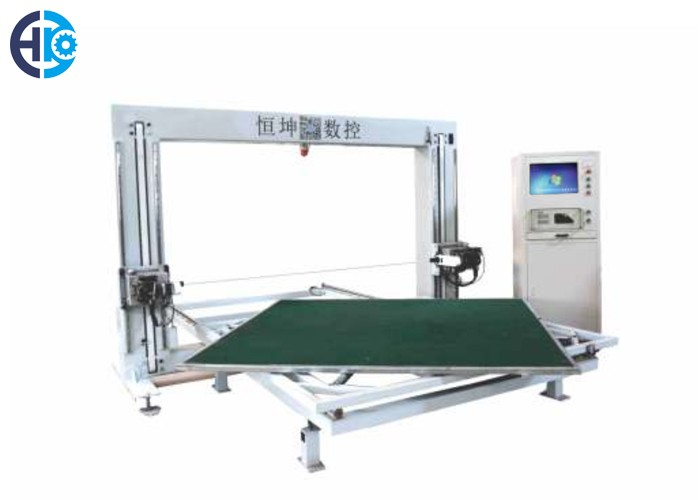 CNC Automatic Pillow Cutting Machine