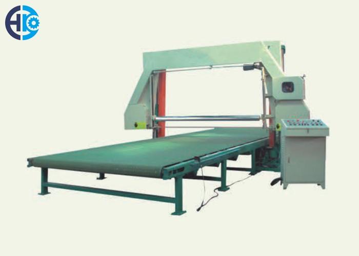 Horizontal Foam Mesh-belt Cutting Machine With Vacuum Manufacturers, Horizontal Foam Mesh-belt Cutting Machine With Vacuum Factory, Supply Horizontal Foam Mesh-belt Cutting Machine With Vacuum