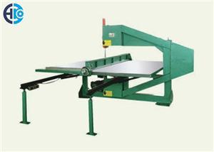 Вертикальная пена для резки 3 колеса