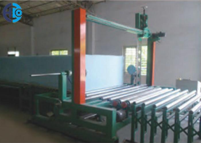 Horizontal Foam Block Cutting Machine