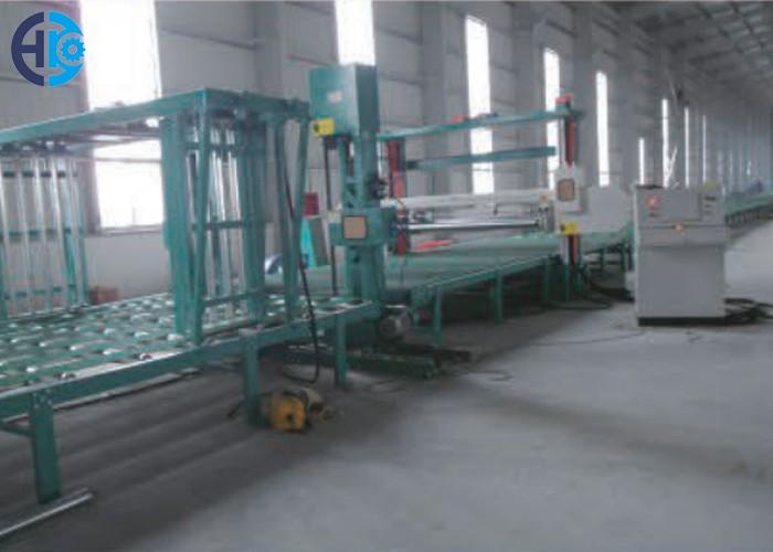 Horizontal Mesh-belt Long Foam Cutting Machine