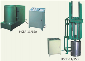 Foaming Seated Machine (Manual Operation)