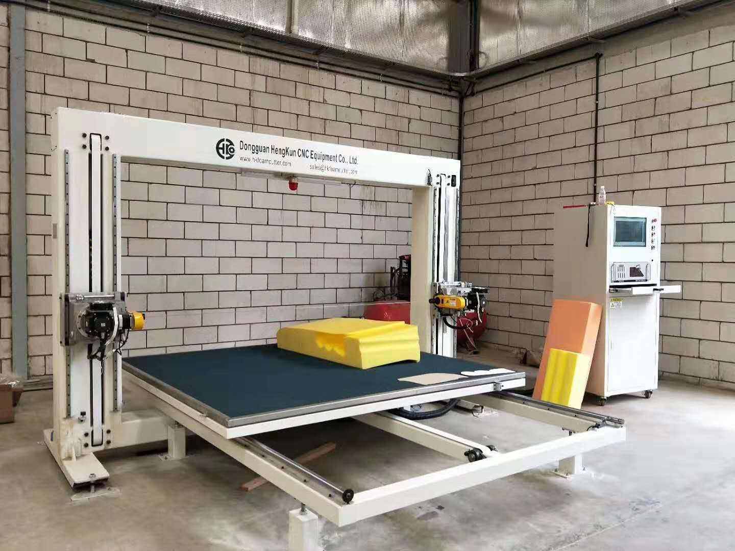 Machine  in Saudi Arabia Customer