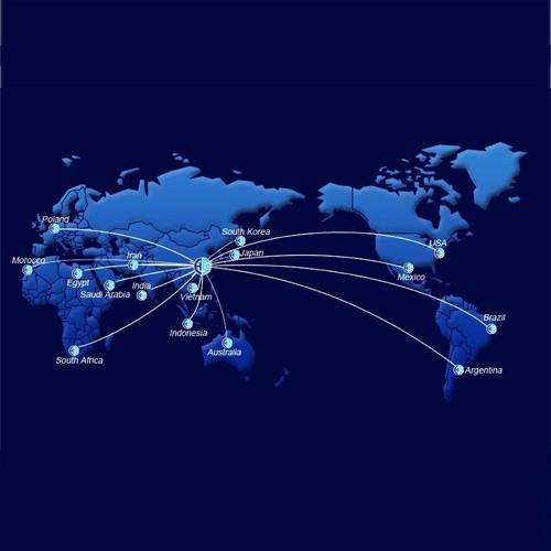 เครือข่ายบริการหลังการขายทั่วโลก