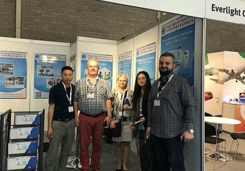 Highlighting ! HengKun Attended The UTECH EUROPE in Netherlands