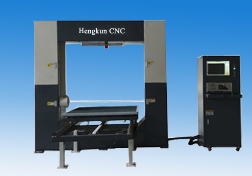 CNC Fast Wire Foam Cutting Machine