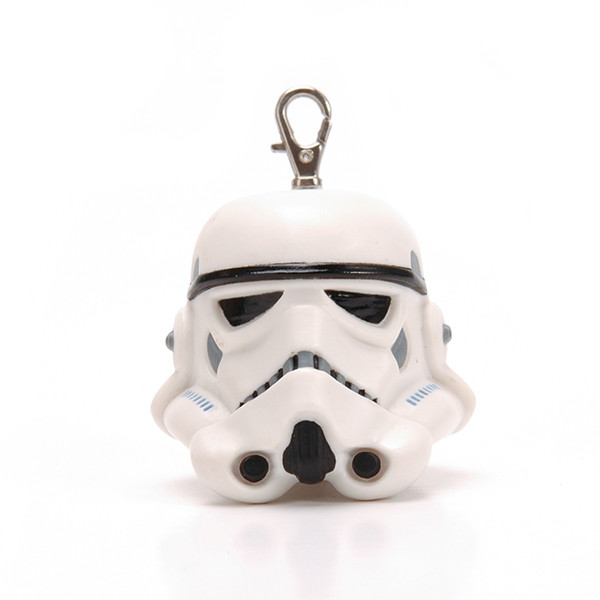 Hot Sell Plastic Star Wars Keychain For Promotion