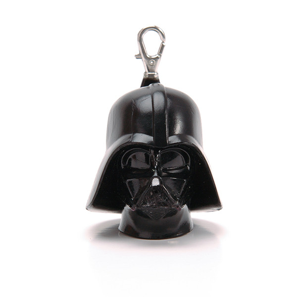 Hot Sell Plastic Promotional Star Wars Figure Keychain