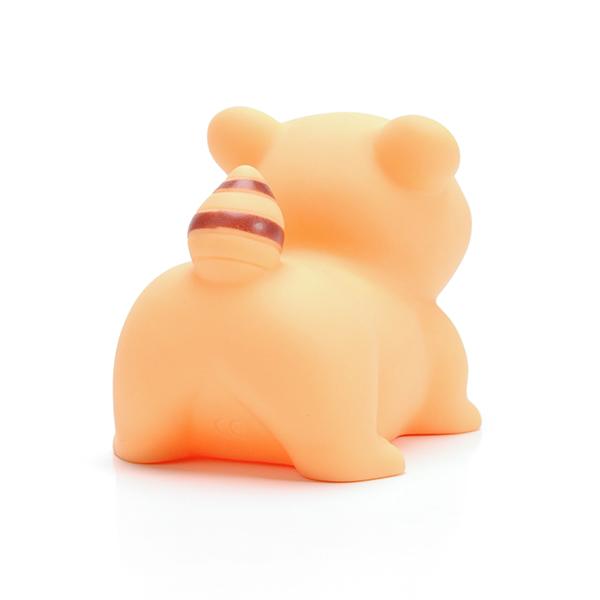 vinyl cute baby bath toy