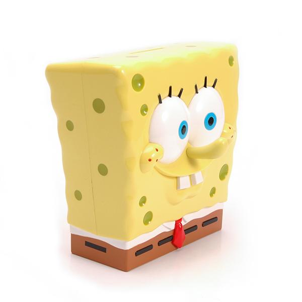 sponge bob coin box