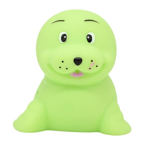 eco-friendly Soft rubber baby bath toy