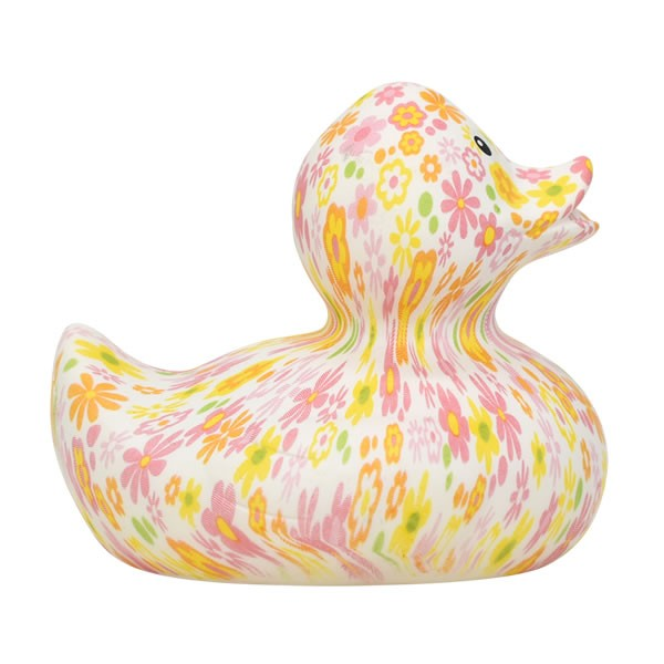 EN71 Approved Rubber Yellow Duck Family Children Bath Animal Toys