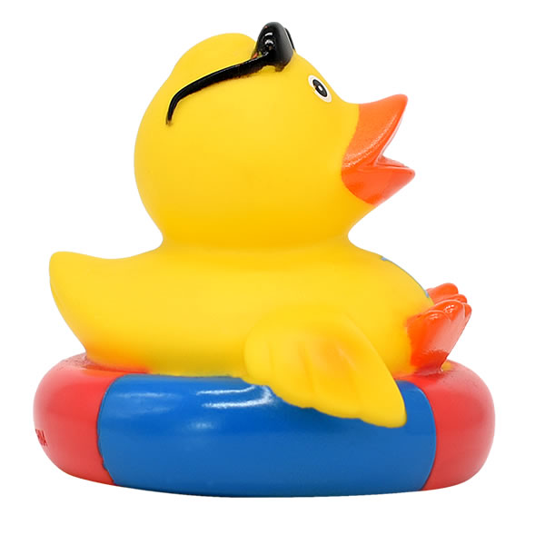 Duck Family Children Bath Animal Toys