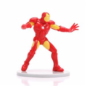 Customized 8cm PVC Movie Action Figure Ironman Collection Figure
