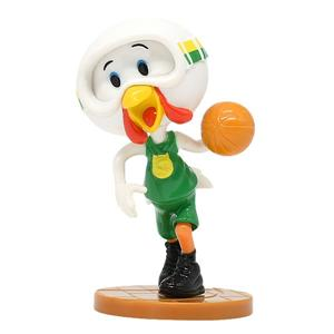 Sampel percuma Plastik Mainan Kanak-kanak Koleksi PVC Bobble Head Figure