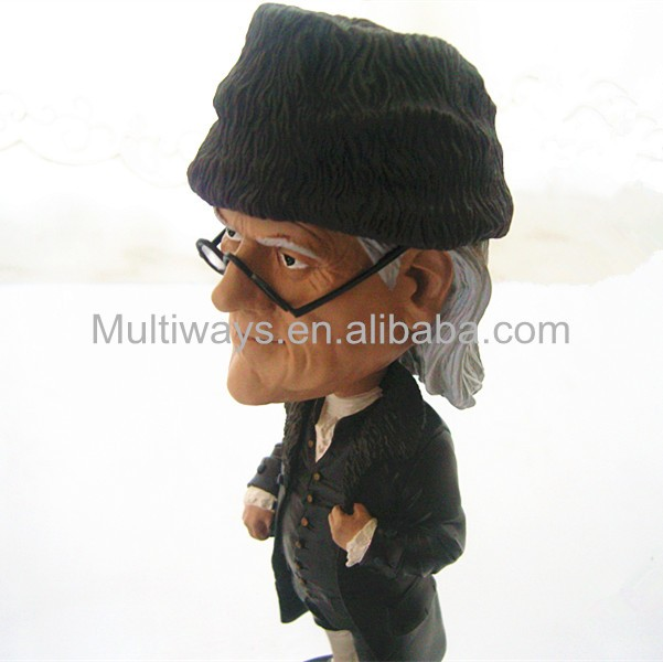 Custom Doctor Who Resin Movie Figure Top Quality Bobble Head Figure