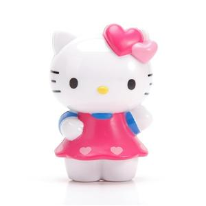 Figura di piccolo gattino di plastica del fumetto del gattino di Hello Kitty