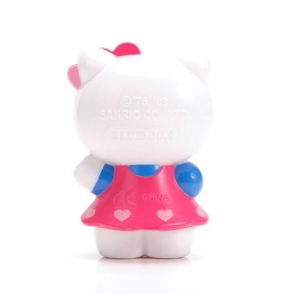 Plastic Hello Kitty Cartoon Figurine Small Kitty Figure