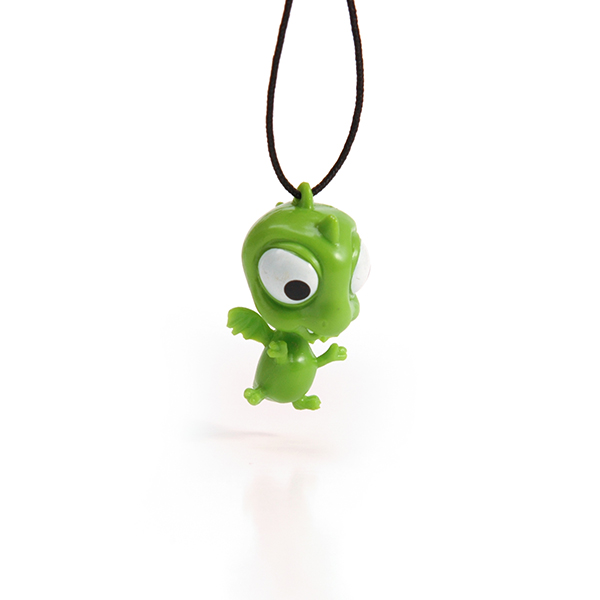animal toys 3d pvc keychain