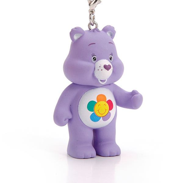 3D Teddy Bear Animal Keychain