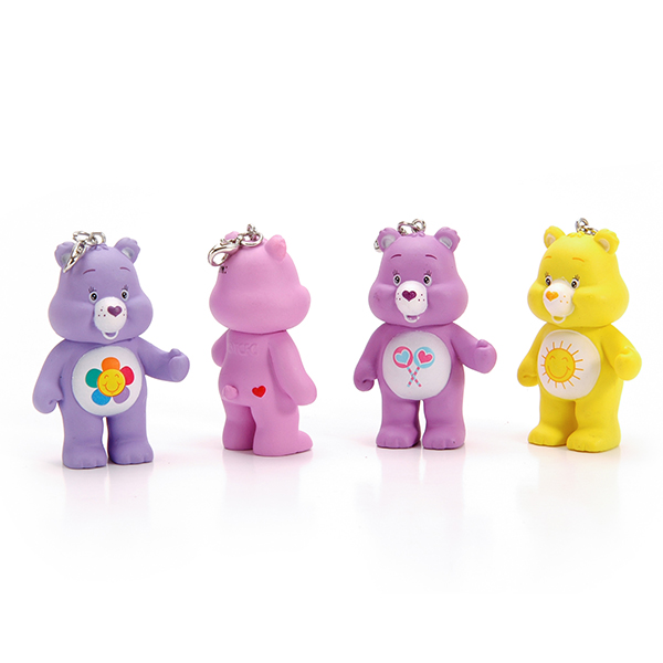 Teddy Bear Animal Keychain