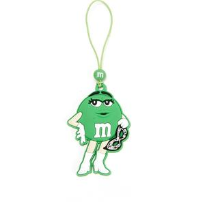 Promotional Gifts Rubber Custom Plastic All Types Of Keychains