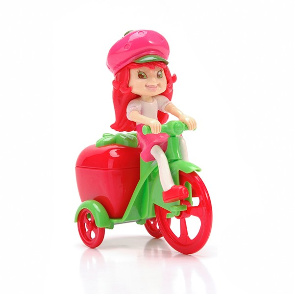 Plastic Cartoon Girl Figure PVC Girl Figurine For Sell