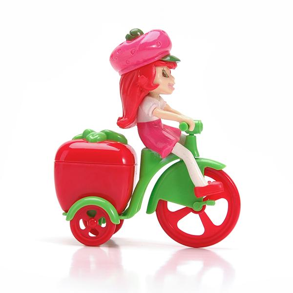 cartoon girl figurine