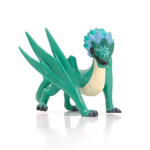 Hot Selling 3D Plastic Dinosaur Toy Figure For Collection