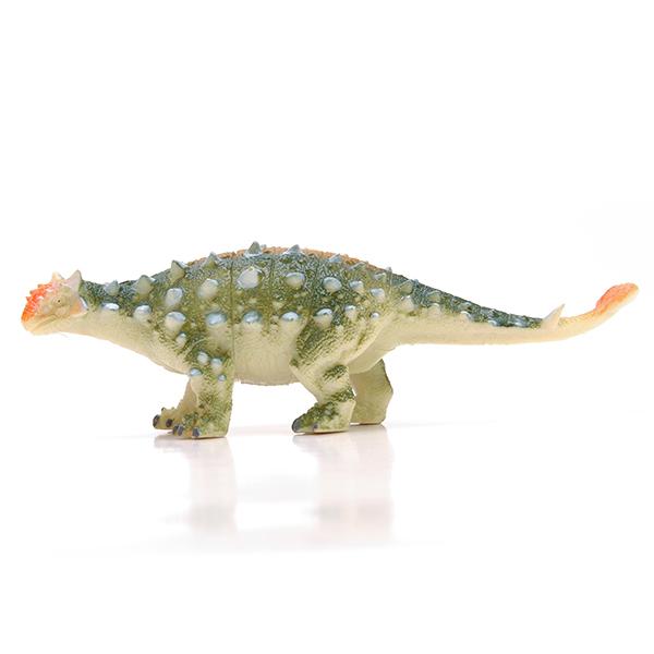 Lifelike dinosaur