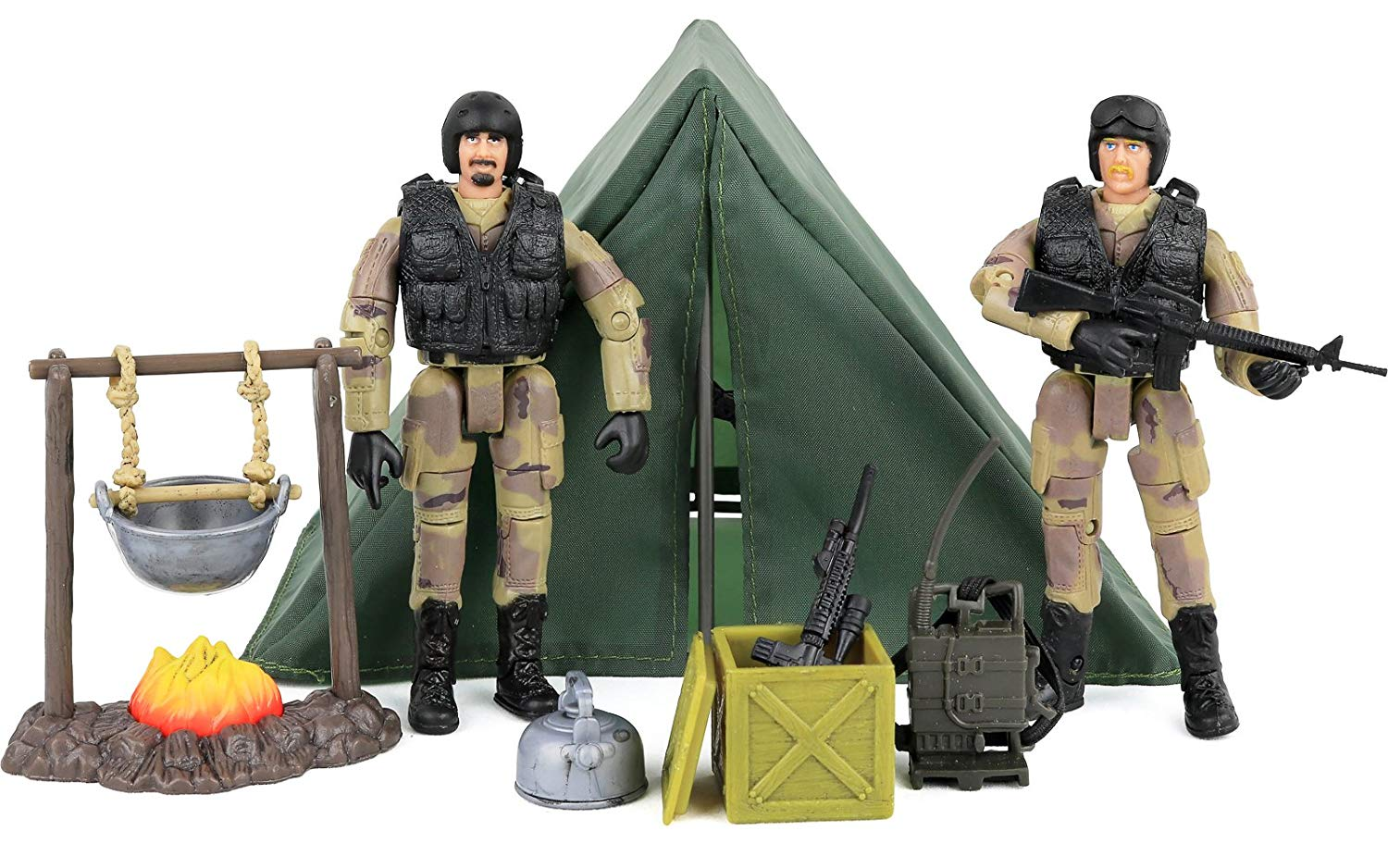 promotion military set toys action figure