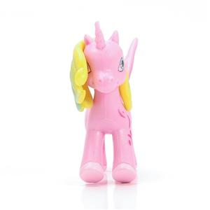 Promotional Eco-friendly PVC Little Pony Figurine For Children