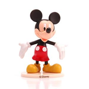 Hot Sale Plastic Disney Mickey Figure Toy